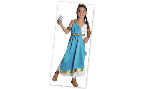 Αποκριάτικη στολή για κορίτσια: Θεά Αφροδίτη