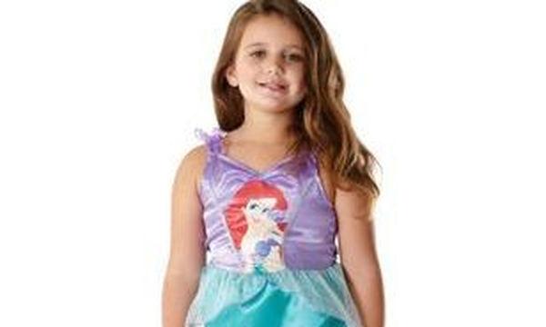 Αποκριάτικη στολή για κορίτσια: Γοργόνα Ariel