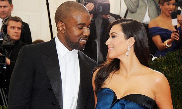 Kim Kardashian – Kanye West: Αυτό είναι το παράξενο όνομα, που θα δώσουν στην κόρη της