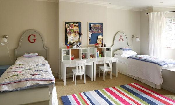Τριάντα ιδέες γραφείων για το παιδικό δωμάτιο