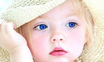 Δεκατρία παιδιά με τα πιο όμορφα μάτια που έχουμε δει, ποτέ! (pics)