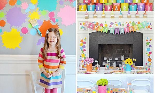 Χειμωνιάτικο παιδικό πάρτι στο σπίτι: 10 ιδέες για να το κάνετε αξέχαστο (pics)