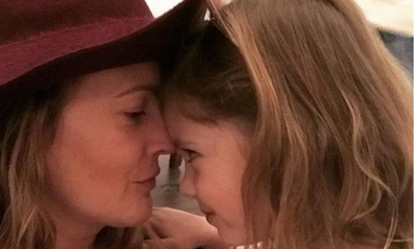 Drew Barrymore: Έξω φρενών η 5χρονη κόρη της, με τη διάσημη ηθοποιό (pics)