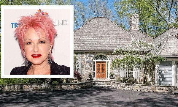 Η Cindy Lauper πούλησε το υπέροχο σπίτι της! Δείτε φωτογραφίες από το εσωτερικό του (pics&vid)
