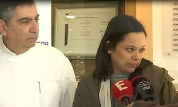 Κατερίνα Τσάβαλου: Συγκινεί η ηθοποιός με τις δηλώσεις της έξω από το μαιευτήριο για τη κόρη της