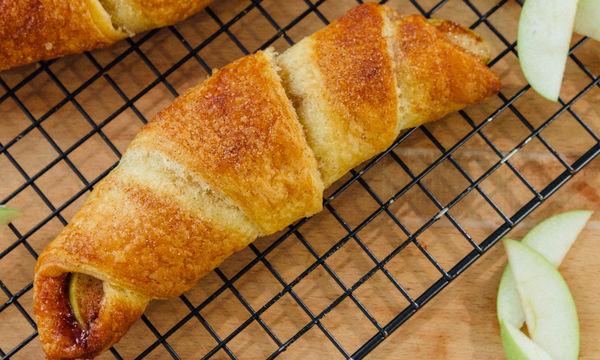 Νόστιμα και τραγανά μηλοπιτάκια - Δεν υπάρχει πιο εύκολη συνταγή