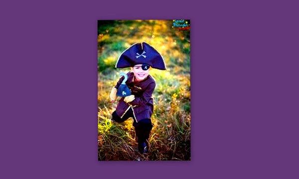 Αποκριάτικη στολή για αγόρια: Captain Hook