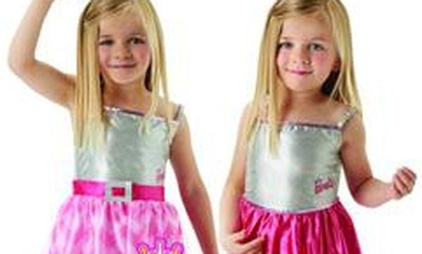 Αποκριάτικη στολή για κορίτσια: Barbie Rock N Roller