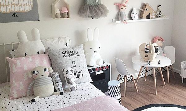 Deco: Είκοσι πρωτότυποι τρόποι να διακοσμήσετε το παιδικό δωμάτιο