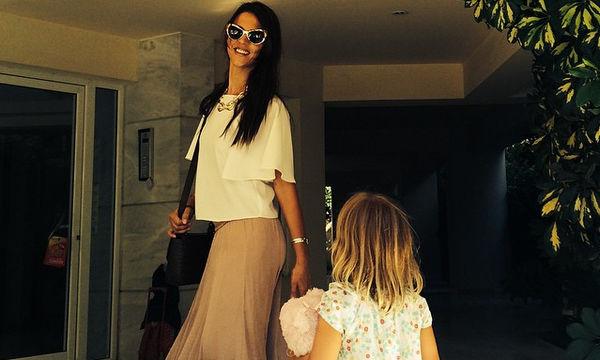 Η Ραμόνα εξομολογείται: «Η θέση των παιδιών μου είναι δίπλα στον πατέρα τους»