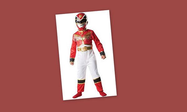 Αποκριάτικη στολή για αγόρια: Power Rangers