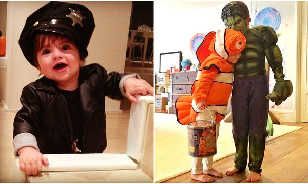 Ψάχνετε στολή για τις Απόκριες; Οι σταρ και τα παιδιά τους μας δίνουν απίθανες ιδέες (pics)