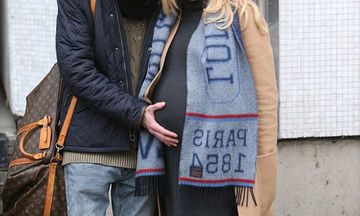 Ζευγάρι από το Big Brother μόλις απέκτησε το τρίτο του παιδί (pics)