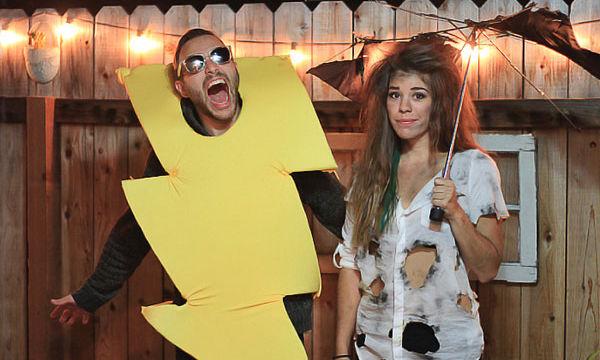 Αστείες αποκριάτικες στολές για ζευγάρια με χιούμορ (pics)