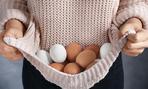 Χάστε σε μία εβδομάδα 5 κιλά με τη δίαιτα του αβγού