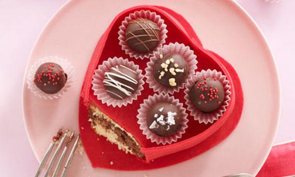 Δέκα λαχταριστά γλυκά για την Ημέρα του Αγίου Βαλεντίνου