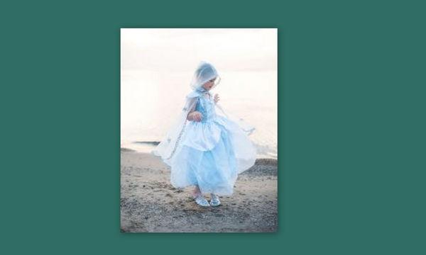 Αποκριάτικη στολή για κορίτσια: Βασίλισσα του χιονιού