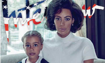 Kim Kardashian: Η κόρη της την τράβηξε τόπλες φωτογραφία και προκάλεσε θύελλα αντιδράσεων (pics)