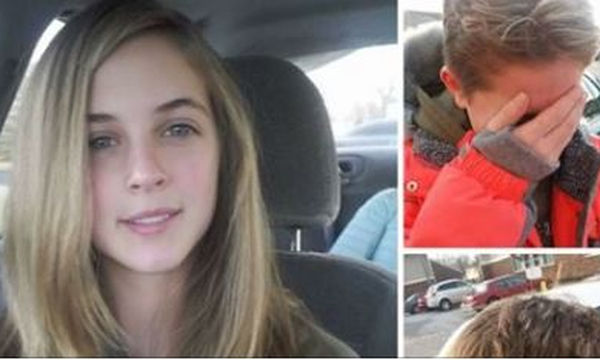 Πατέρας ανάγκασε την κόρη του να κόψει τα μαλλιά της επειδή έκανε ανταύγειες!