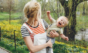 Πώς μπορώ να δεθώ με το παιδί μου;