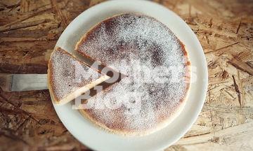 Ασιατικό Cheesecake, το πιο αφράτο και ελαφρύ από τον Γιώργο Γεράρδο
