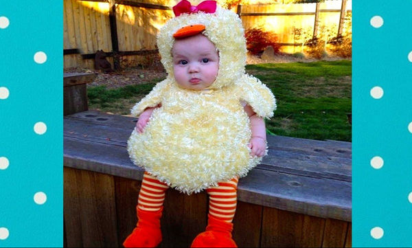 Πολύ γέλιο:Αυτά τα μωρά είναι ντυμένα με τις πιο χαριτωμένες αποκριάτικες στολές που έχετε δει (vid)