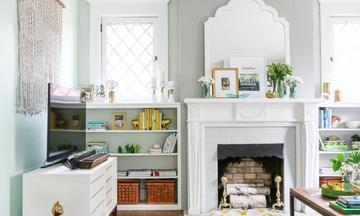 Έξυπνες ιδέες για να κάνετε το παλιό σας σπίτι να μοιάζει με καινούργιο (pics)