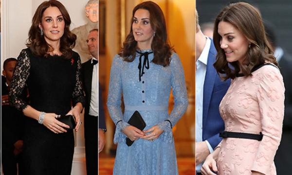 Μόδα εγκυμοσύνης: Αντιγράφουμε το στυλ της Kate Middleton στην τρίτη εγκυμοσύνη της (pics)