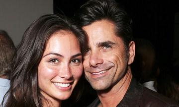 John Stamos: Δεν φαντάζεστε πού επέλεξαν να πάνε γαμήλιο ταξίδι με τη σύζυγό του (photo)