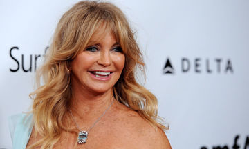 Goldie Hawn: Να διδάξουμε τα παιδιά πώς μπορούν να γίνουν ευτυχισμένα
