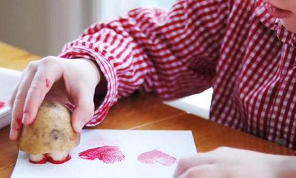 Είκοσι χειροτεχνίες που μπορεί να κάνει το παιδί σας την ημέρα του Αγίου Βαλεντίνου
