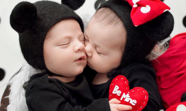 aa0d34a2f6 Η πιο τρυφερή φωτογράφιση για την Ημέρα των Ερωτευμένων είναι αυτή ...