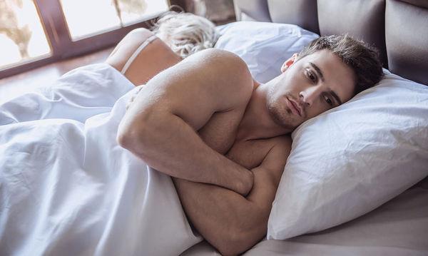Αυτά είναι τα προβλήματα στο σεξ που «σκοτώνουν» τη σχέση σου