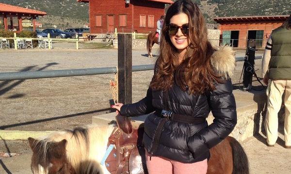 Σταματίνα Τσιμτσιλή: «Είμαι ήδη με το ένα κουμπί της φούστας ξεκούμπωτο»