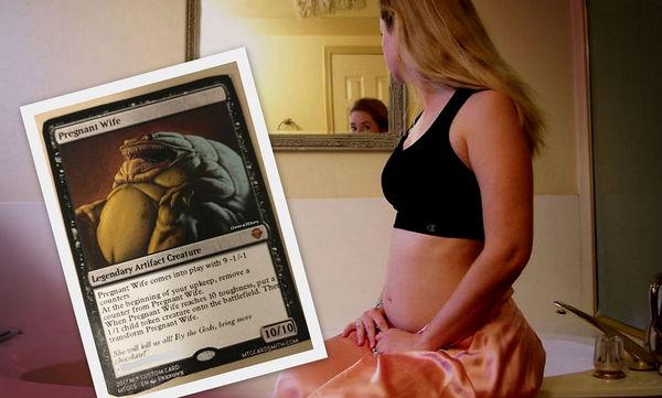 Προσπαθούσε χρόνια να μείνει έγκυος και τα κατάφερε! Ο απίστευτος τρόπος που το είπε στον άνδρα της