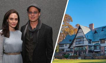 Αυτό το σπίτι πουλάνε οι Angelina Jolie και Brad Pitt (pics)