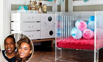 Deco: 10 σταρ του Χόλιγουντ μάς δείχνουν τα δωμάτια των παιδιών τους και παίρνουμε ιδέες (pics)