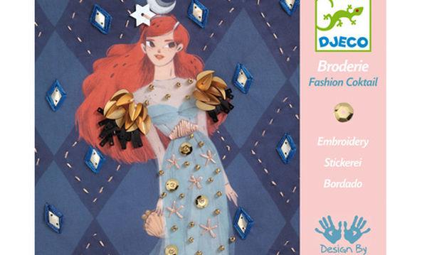 Σετ ραπτικής για κορίτσια: Θα μάθουν να φτιάχνουν υπέροχα φορέματα Fashion cocktail
