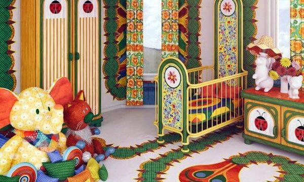 Έτσι θα έμοιαζαν τα παιδικά δωμάτια των παιδιών σας αν τα διακοσμούσαν συγγραφείς παραμυθιών (pics)