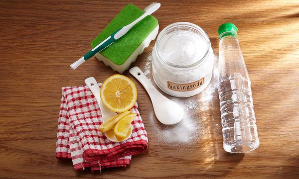 Η μαγειρική σόδα κάνει θαύματα! Δείτε 10 πράγματα που μπορείτε να καθαρίσετε με αυτή