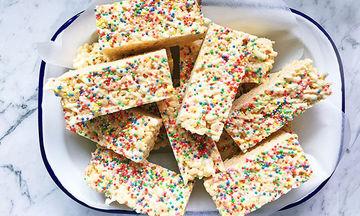 Υπέροχα γλυκάκια που τα παιδιά θα λατρέψουν να φτιάξουν και να φάνε