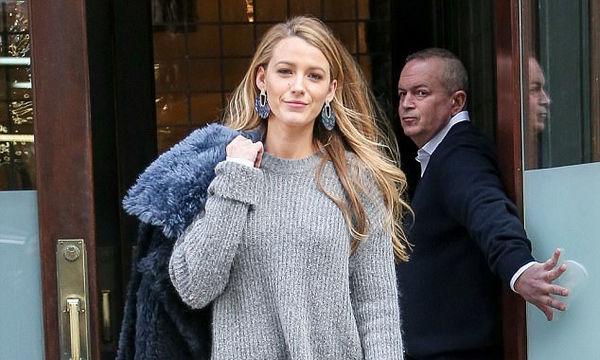 Blake Lively: Η απίστευτη ατάκα της κόρης της για την εμφάνισή της (pics)