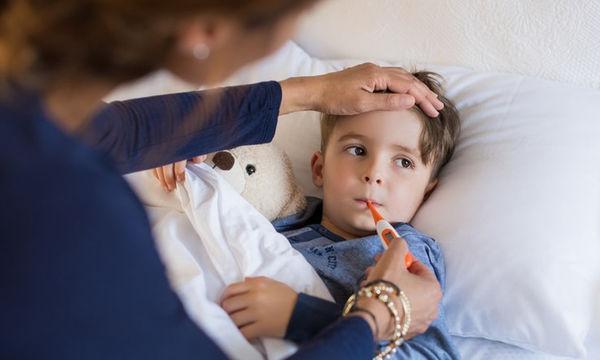 Παιδί και γρίπη: Τι θα πρέπει να τρώνε τα παιδιά όταν είναι άρρωστα