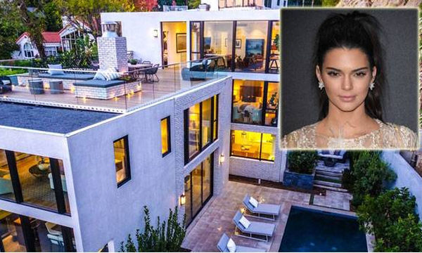 Kendall Jenner: Αυτή είναι η 6,5 εκατομμυρίων δολαρίων έπαυλη που αγόρασε από την Emily Blunt (pics)