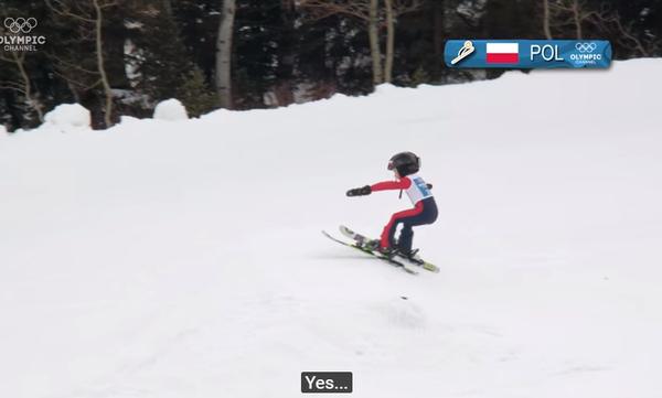 Θα κλάψετε: Αν τα παιδιά συμμετείχαν στους χειμερινούς Ολυμπιακούς, θα ήταν κάπως έτσι (vid)