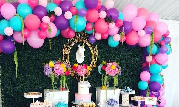 Παιδικό πάρτι: Διακοσμήστε το χώρο με μπαλόνια και εντυπωσιάστε