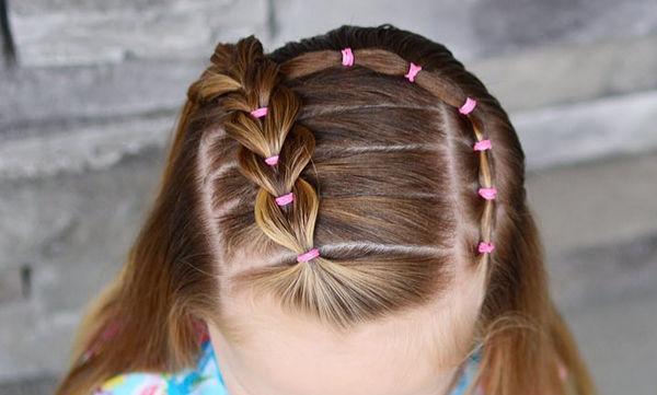 Υπέροχα παιδικά χτενίσματα για κορίτσια με κοντά μαλλιά: 26 ιδέες για να διαλέξετε