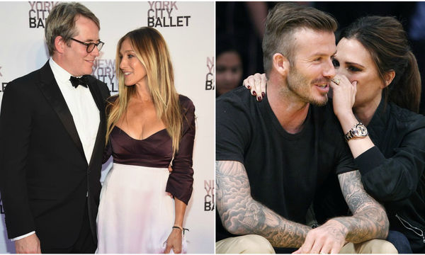Φτου σκόρδα! Αυτά είναι τα διάσημα παντρεμένα ζευγάρια που αντέχουν στο χρόνο (pics)