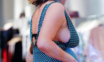 Της αρέσει να ντύνεται προκλητικά ακόμα και στην εγκυμοσύνη της (pics)