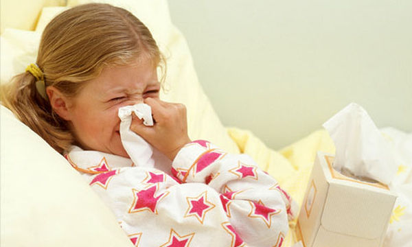 Σε εξάρσεις οι λοιμώξεις στα παιδιά - Προσοχή συνιστούν οι γιατροί από τους γονείς